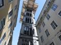 Ascenseur de Santa Justa Lisbonne
