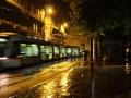 Grenoble sous la pluie