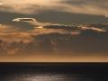 Levé de soleil à Fréjus