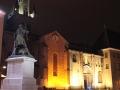 Place du tribunal à Grenoble