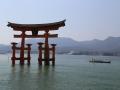 Torii flottant Japon