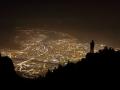 Vue sur Grenoble depuis le Moucherotte